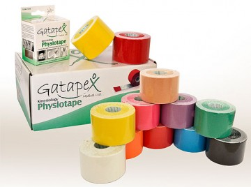 Gatapex Kinesiology Physiotape - Pack 24